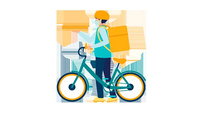 Com pedir delivery de forma segura