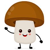 Benefício do cogumelo na alimentação