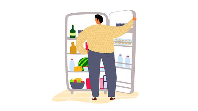 Palestra como congelar alimentos de forma segura