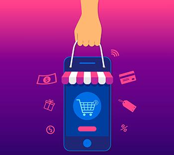 Sodexo Multi tem loja virtual no app
