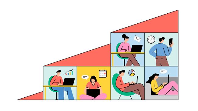 Home office e boa postura