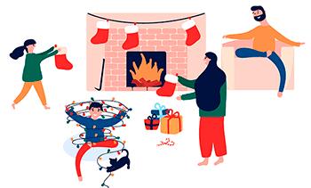Presente de Natal para funcionários