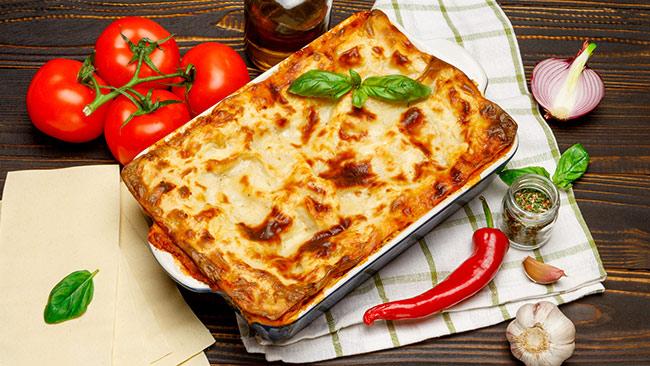 Aprenda três receitas de lasanha