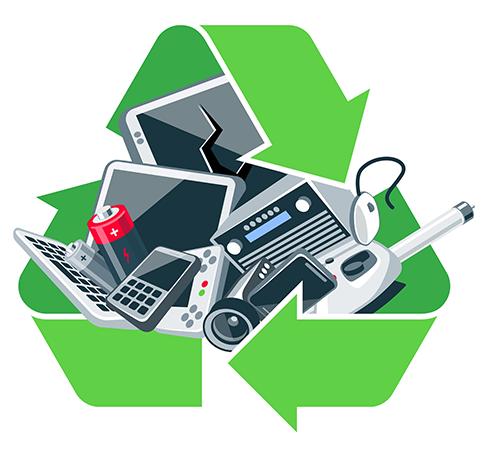 Lixo eletrônico: como reciclar