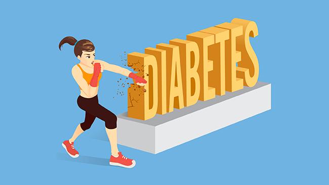 Como manter a diabetes sob controle