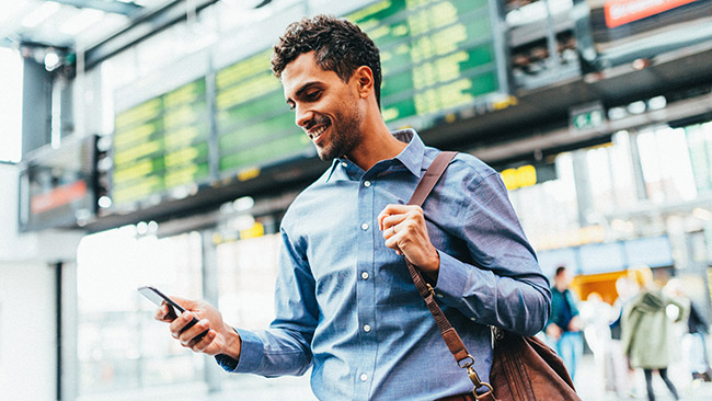 Faça a gestão das suas viagens corporativas com Sodexo