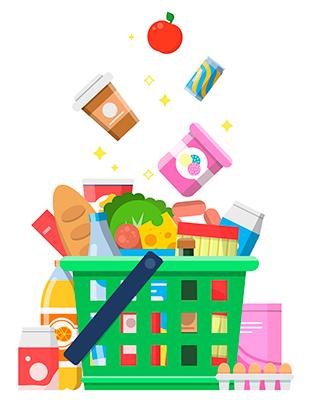 Vale-alimentação: como sua empresa se beneficia