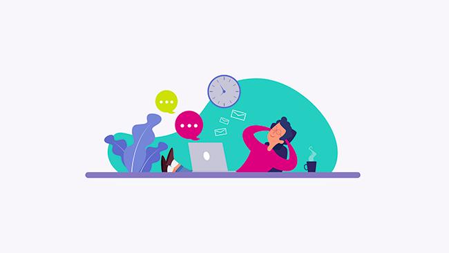 infográfico: como evitar a procrastinação?
