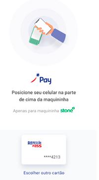 Como ativar seu celular para fazer pagamento sem contato com o app Sodexo