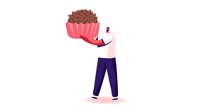 Como comer sobremesa sem engordar