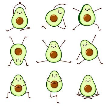 Como aproveitar os benefícios do abacate sem engordar