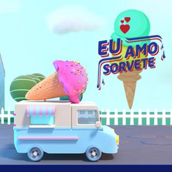 Confira as ofertas do Dia do Sorvete no site da Sodexo