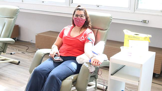 Sodexo promove evento de doação de sangue