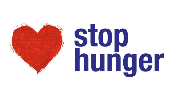 Sodexo tem orgulho em apoiar ONG que combate a fome e a má nutrição em todo o mundo