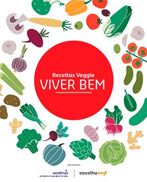 e-book receitas vegetarianas da Sodexo