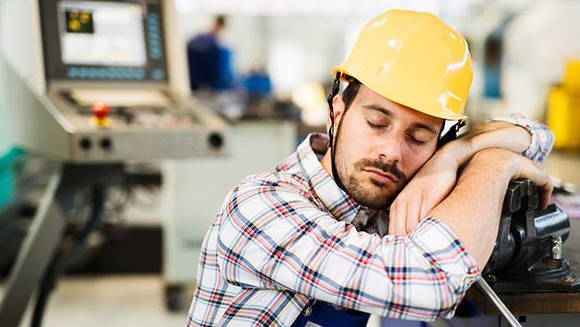 Como o sono pode impactar na produtividade no trabalho?