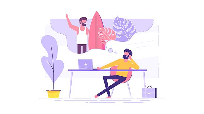 Felicidade no trabalho: como buscar