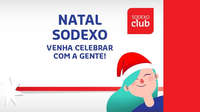 Sodexo Club: confira ofertas de Natal