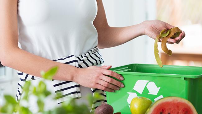 Como fazer compostagem em um apartamento