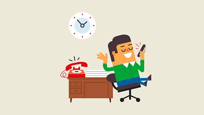 Como ter um bom comportamento no trabalho