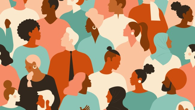 Por que é importante focar em temas como diversidade e inclusão?