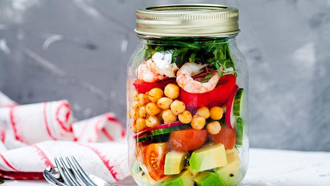 Como guardar sua marmita para manter os alimentos saudáveis