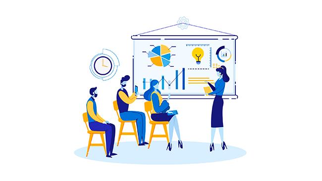Técnicas de apresentação e sobre como falar em público