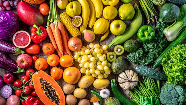 Verdadeiro ou falso: alimentação saudável na pandemia