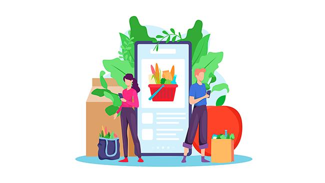 Compre com Sodexo em lojas online