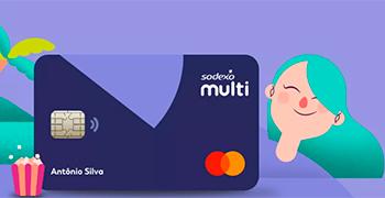 Conheça o cartão pré-pago da Sodexo