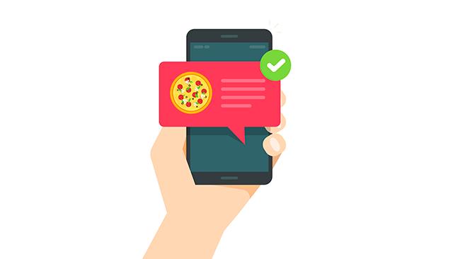 Como usar o Sodexo no app de delivery