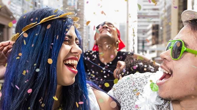Dicas para pular o Carnaval