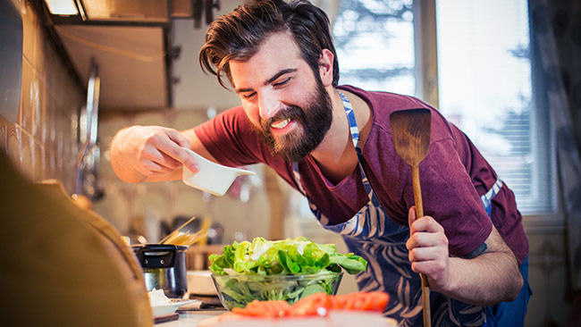 aprenda a montar uma refeição equilibrada