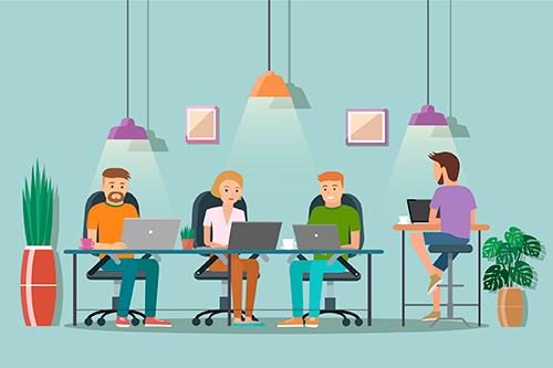 Em que tipo de empresa os millennials querem trabalhar?