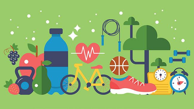 Conheça os hábitos de saúde de pessoas de diversos países