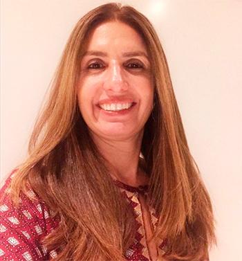 Fabiana Galetol - diretora RH da Sodexo - benefícios importantes na pandemia