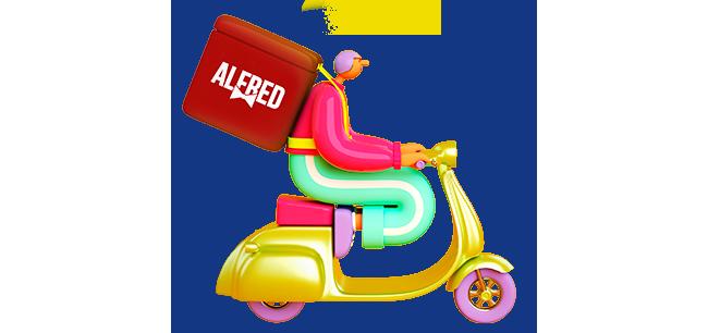 Como cadastrar o Sodexo no aplicativo Alfred Delivery