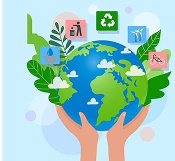Ações ambientais da Sodexo