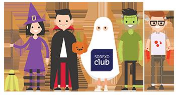 Sodexo Club - ofertas de outubro