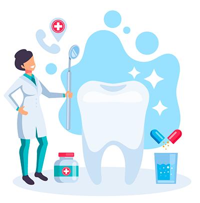 Como funciona um plano dental?
