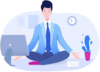 Como apoiar seus funcionários com benefícios para saúde física e mental