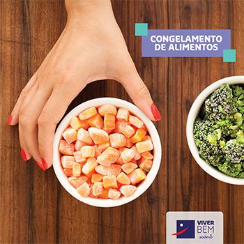 E-book congelamento de alimentos